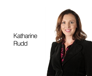 Katherine Rudd Blog