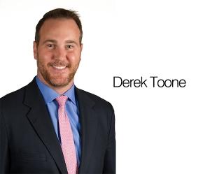 Derek Toone Blog